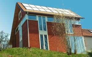 Wohnhaus - Anbau Langguth -  Anbau an das bestehende Wohnhaus und energetische Sanierung