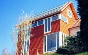 Wohnhaus - Anbau Volkert -  Anbau an das bestehende Wohnhaus und energetische Sanierung