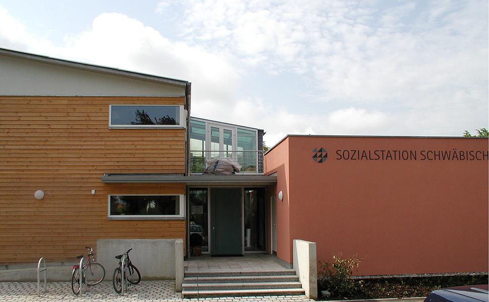 Sozialstation Schwäbischer Wald