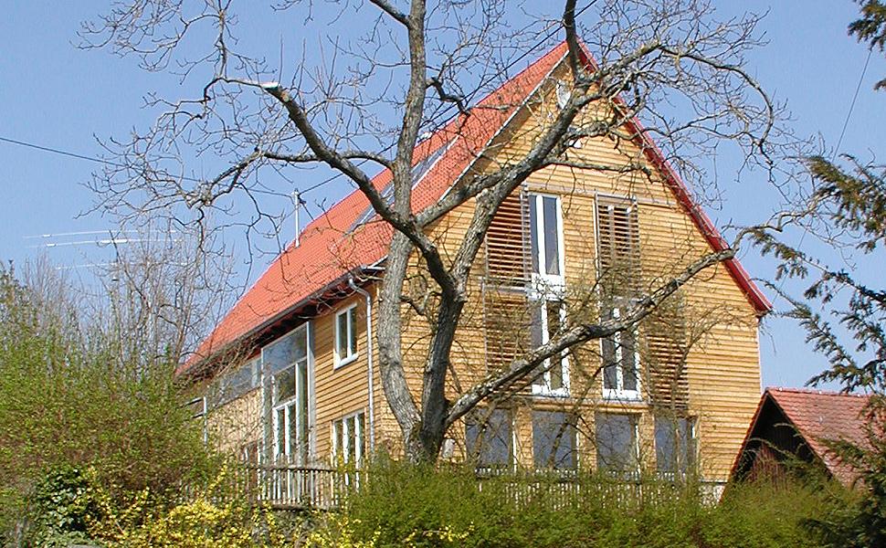 Wohnhaus Umbau Habmann - Umbau und Sanierung zum Energie-Effizienz-Wohnhaus