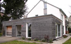 Wohnhaus - Anbau Mayer-Lutz -  Anbau an das bestehende Wohnhaus und energetische Sanierung