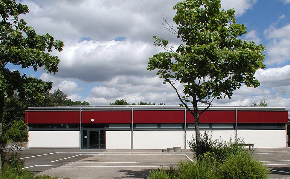 Generalsanierung Sporthalle Mittelhofschule ELLWANGEN