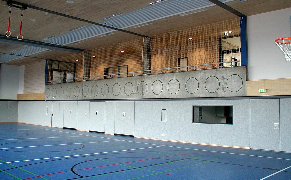Hariolf Gymnasium Ellwangen - Vom Betonskelett über den Mauerwerksbau zum Holzbau