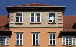 Sanierung eines denkmalgeschützten Gebäudes