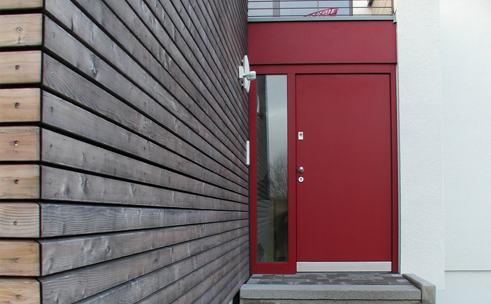 Wohnhaus Umbau Wolf - Sanierung zum Energie-Effizienz-Wohnhaus