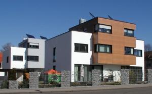 Junges Wohnen - 2 Doppelhäuser - Wohnen beim Schloß Wasseralfingen