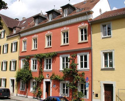 Büro- und Wohngebäude Schlossvorstadt 7