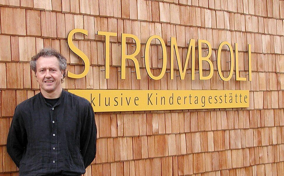 Fertigstellung Stromboli Kindertagesstätte Wört